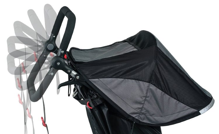 bob-2016-revolution-pro-duallie-stroller-adjustible-handlebar