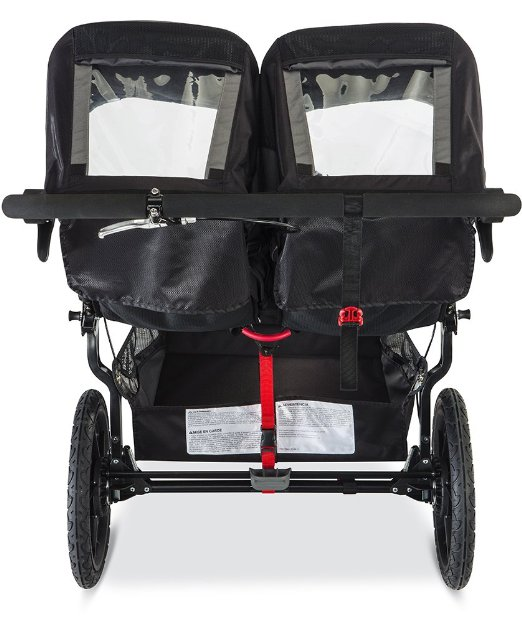 bob-2016-revolution-pro-duallie-stroller-reclining-seat