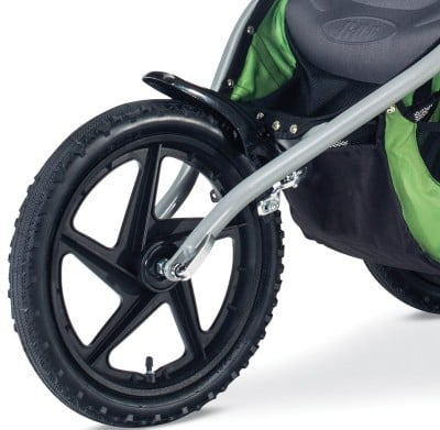 BOB Sport Utility - Fixed front wheel