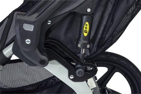 BOB Revolution PRO - suspension system
