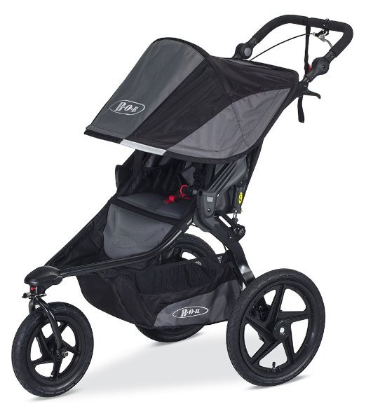 BOB Revolution PRO 2016 - the best stroller for jogging and the best jogger