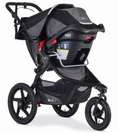 BOB Revolution PRO as travel system