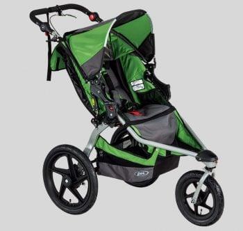 bob revolution pro single stroller for jogging