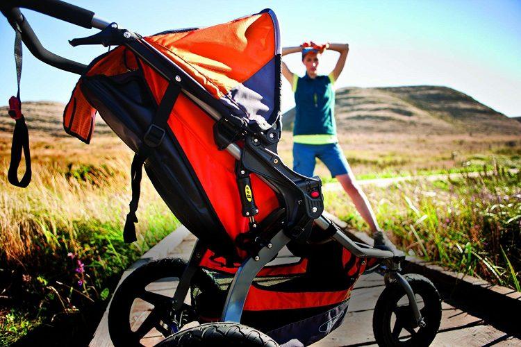 bob-revolution-se-single-stroller