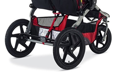 BOB Revolution FLEX Duallie Stroller Storage basket