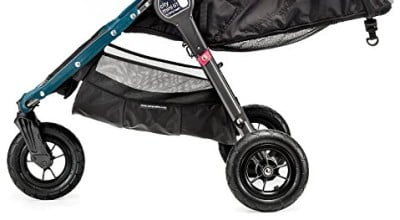 Baby Jogger City Mini GT -All-terrain wheels