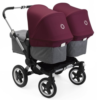 Bugaboo Donkey2 - pram for twins