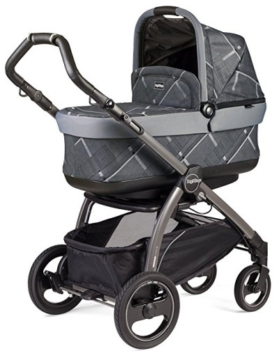 Peg Perego Book Pop-Up with bassinet