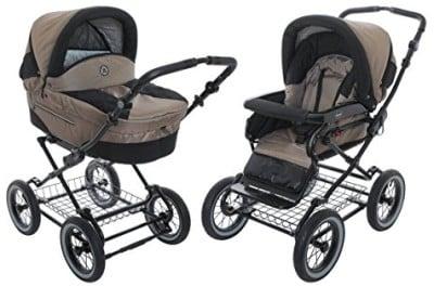 Roan Rocco Classic Pram Stroller 2-in-1