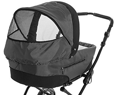 Roan Rocco Classic Pram - Ventilated bassinet