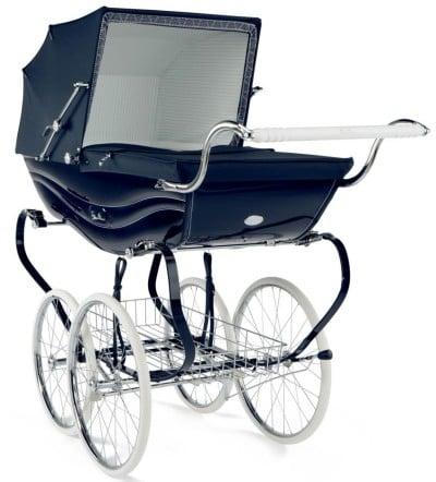 Silver Cross Balmoral Pram - Most Expensive Baby Pram