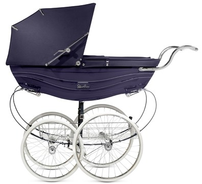 Silver Cross Balmoral Pram for newborn baby