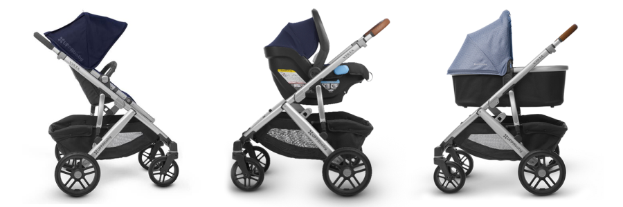 UPPAbaby VISTA - convertible stroller