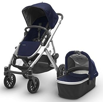 UPPAbaby VISTA with bassinet