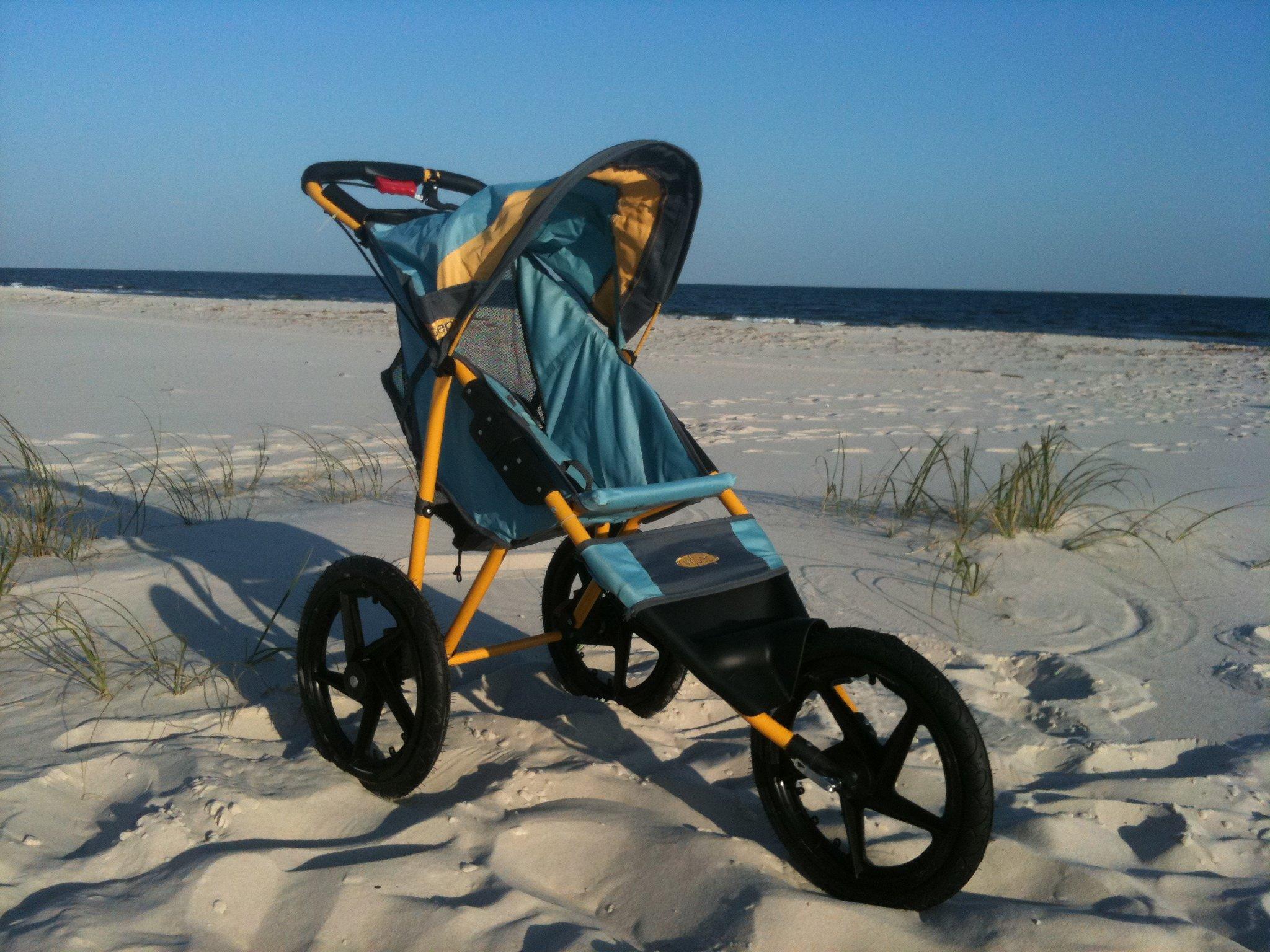 stroller-for-beach