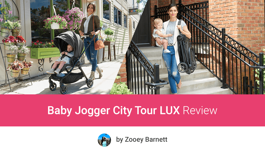 BABY JOGGER CITY TOUR LUX REVIEW