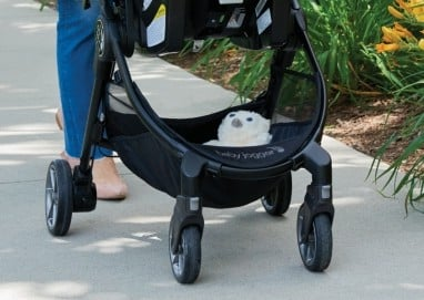 Baby Jogger City Tour Lux Stroller For Travel Or Everyday Use