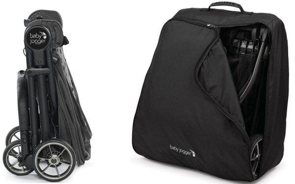 Baby Jogger City Tour LUX - compact fold & carry bag