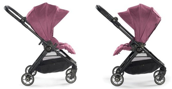 Baby Jogger City Tour LUX - reversible seat