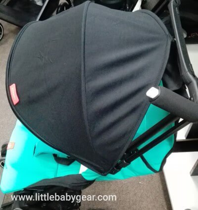 Pockit GB Plus - Canopy for sun protection