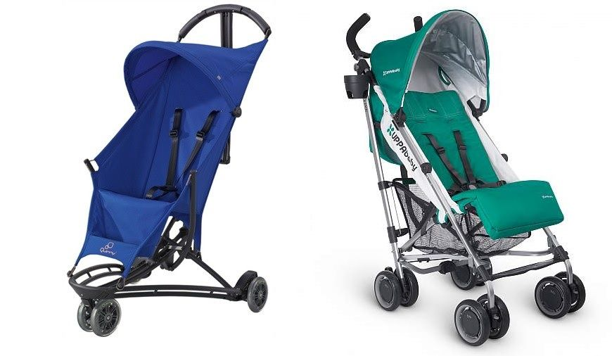 Quinny Yezz vs UPPAbaby G-LUXE