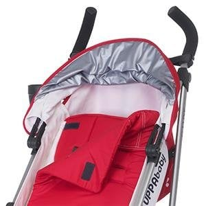 UPPAbaby G-LUXE Removable and machine washable seat padding