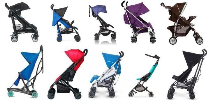 best lightweight strollers 2017