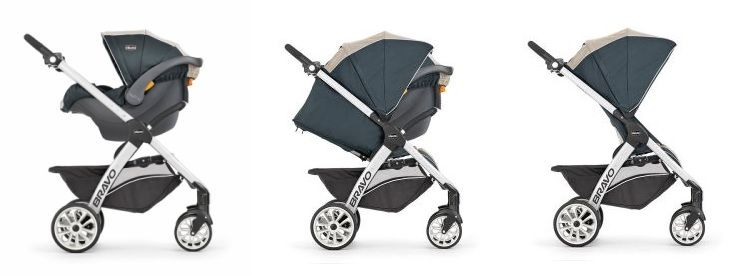 Chicco Bravo Trio Travel System reviews