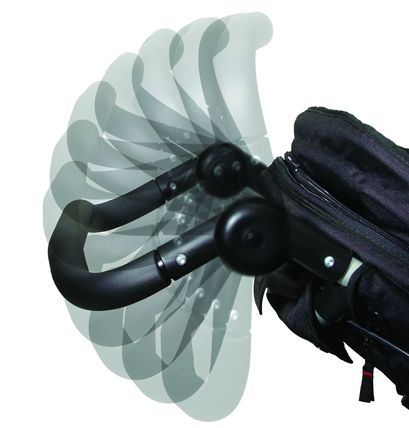 Mountain Buggy Duet adjustable handlebar