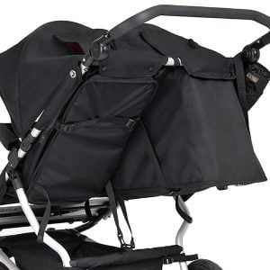Mountain Buggy Duet - independently reclining seats