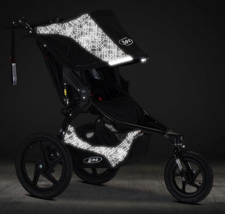BOB Revolution Flex Lunar - Best Jogging Strollers of 2019