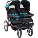 Baby Trend Navigator Double Jogger Stroller