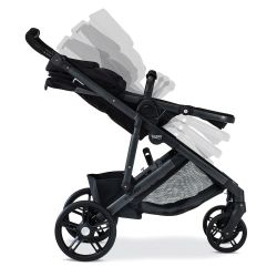 Britax B-Ready has 4-position recline - Best Strollers of 2018