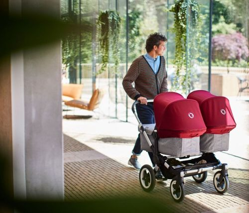 Bugaboo Donkey2 Twin with bassinets