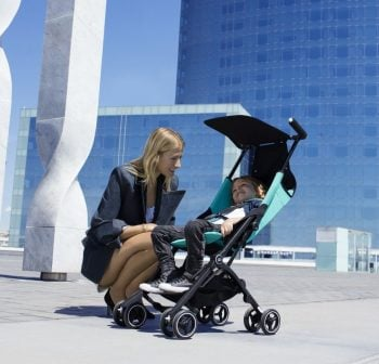 GB Pockit - stroller for older children