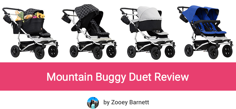 Mountain Buggy Duet Review Of World S Narrowest Double Stroller