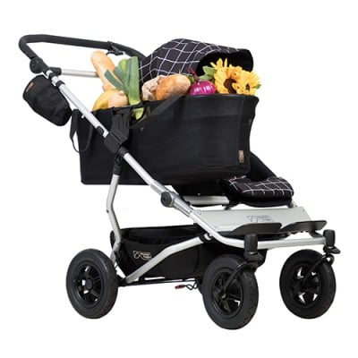Mountain Buggy Duet V3 as single
