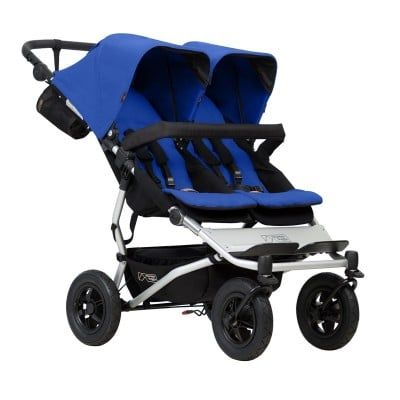 Mountain Buggy Duet V3 regular seats