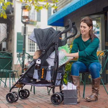 Summer Infant 3Dtote Convenience Stroller - Best Strollers of 2017