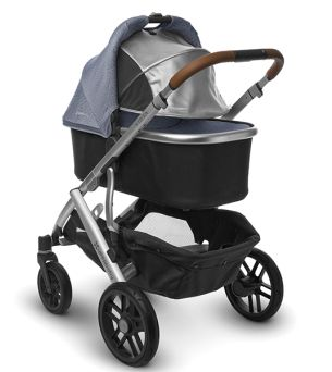 UPPAbaby Vista 2018 with bassinet - Best Strollers of 2018
