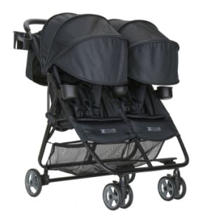 ZOE XL2 BEST Double Stroller