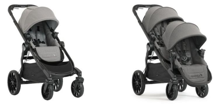Baby Jogger City Select LUX 2017 review