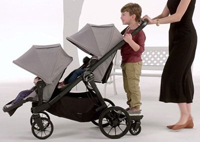 Baby Jogger City Select Lux Review Most Convertible
