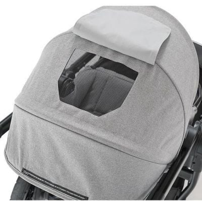 Baby Jogger City Select LUX 2017 stroller peek-a-boo window