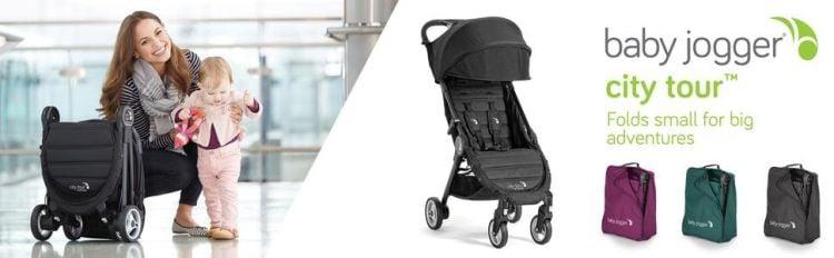 Baby Jogger City Tour 2017 - Best Lightweight Travel Stroller