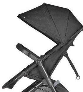 Evenflo Sibby Travel System canopy Cheap stroller with car seat