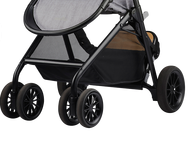 Evenflo Sibby Travel System Cheap stroller with car seat