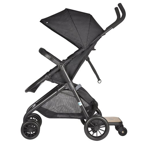 Evenflo Sibby Travel System with toddler seat and ride-along board