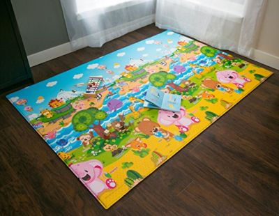 Pingko and Friends Baby Care Play Mat