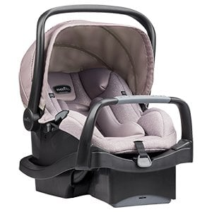 SafeMax Infant Car Seat